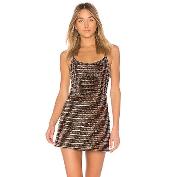 "NBD Dresses & Skirts - ""USED TO BE"" DRESS IN NINETIES STRIPE"